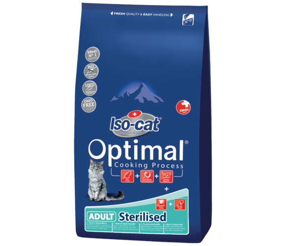 Iso-Cat ADULT Sterilised