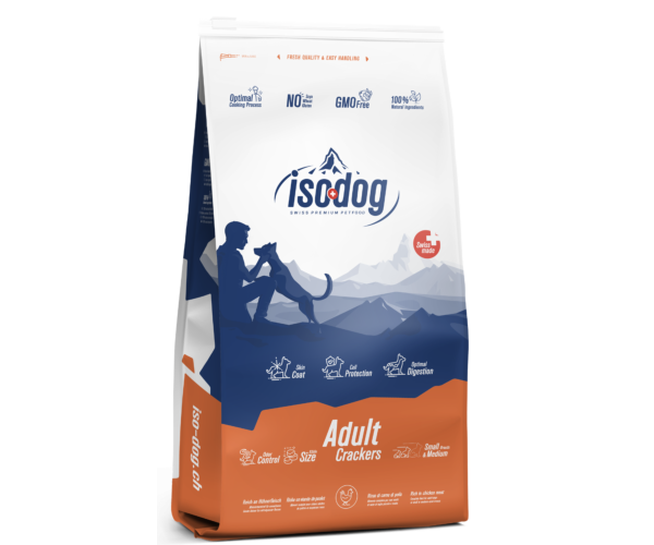 Iso-dog ADULT Crackers Small & Medium